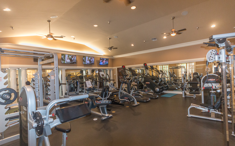 12943 Wood Crescent Circle, Herndon - Fitness Room
